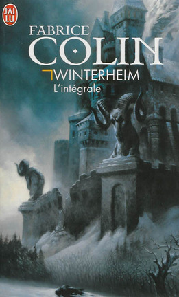 Couverture du livre : Winterheim