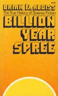 The True History of Science Fiction - Billion Year Spree
