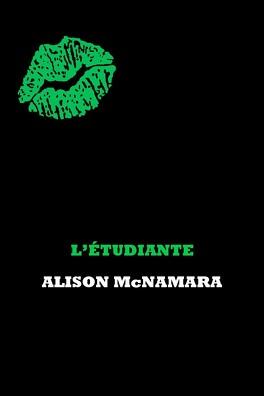 Couverture du livre : L'étudiante