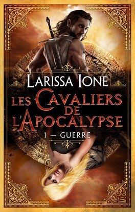 Couverture du livre : Les Cavaliers de l'Apocalypse, Tome 1 : Guerre