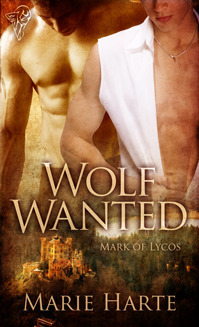 Couverture du livre : Mark of Lycos, Tome 2 : Wolf Wanted