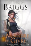couverture Mercy Thompson, Tome 7 : La Morsure du givre
