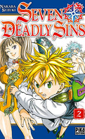 Seven Deadly Sins, Tome 2
