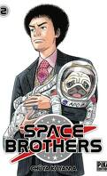 Space Brothers, Tome 2