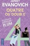 couverture Stéphanie Plum, Tome 4 : Quatre ou double