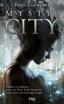 Couverture du livre : Mystic city, tome 1 : Mystic city