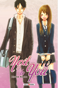 Couverture du livre : Next To You, tome 10