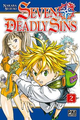 Couverture du livre : Seven Deadly Sins, Tome 2