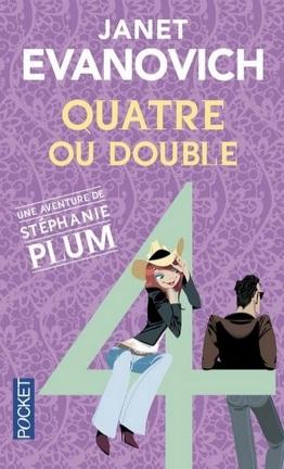 Couverture du livre : Stéphanie Plum, Tome 4 : Quatre ou double