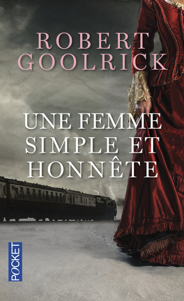 Couverture du livre : Une femme simple et honnête