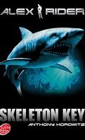 Alex Rider, Tome 3 : Skeleton Key