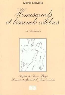 Couverture du livre : Homosexuels et bisexuels Célèbres