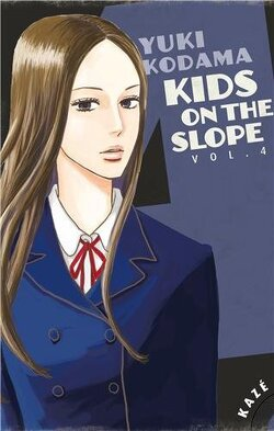 Couverture de Kids on the slope, Tome 4