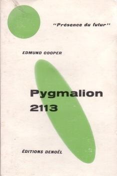 Couverture du livre : Pygmalion 2113