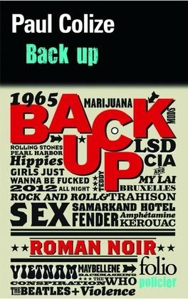 Couverture du livre : Back Up