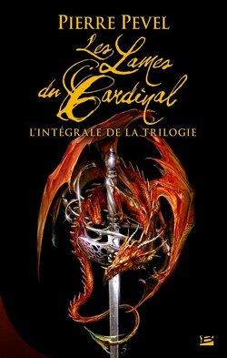 Couverture de Les Lames du Cardinal, L'Intégrale