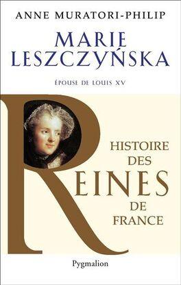 Couverture du livre : Marie Leszczynska