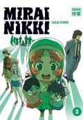 Mirai Nikki - tome 3
