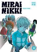 Mirai Nikki - tome 4