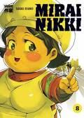 Mirai Nikki - tome 8