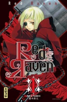 Couverture du livre : Red Raven, Tome 1