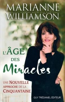 Couverture du livre : L'âge des miracles