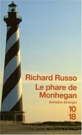 Couverture du livre : Le phare de Monhegan