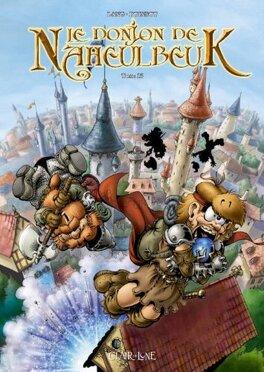 Couverture du livre : Le Donjon de Naheulbeuk, Tome 13 : Quatrième saison : Partie 4
