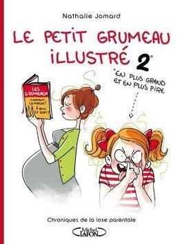 Couverture du livre : Le petit Grumeau illustré 2