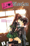 couverture Love Mission, Tome 1