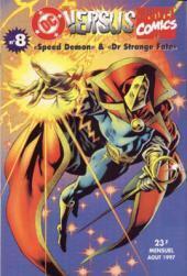 Couverture du livre : DC versus Marvel N°8