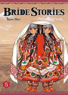 Couverture du livre : Bride Stories, Tome 5