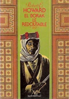 Couverture du livre : El Borak le redoutable