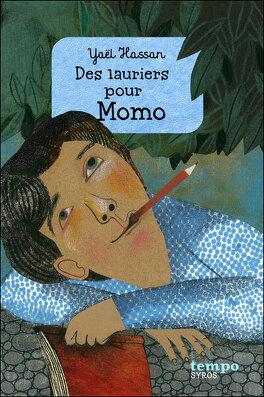 Couverture du livre : Des lauriers pour momo