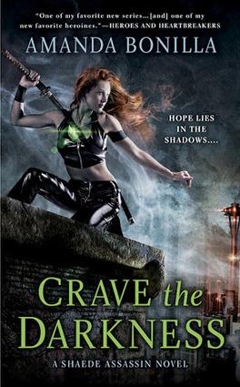 Couverture du livre : Shaede Assassin, Tome 3 : Crave the Darkness
