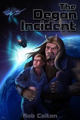 Couverture du livre : Conspirations Galactiques, Tome 1 : L'expérience Degan