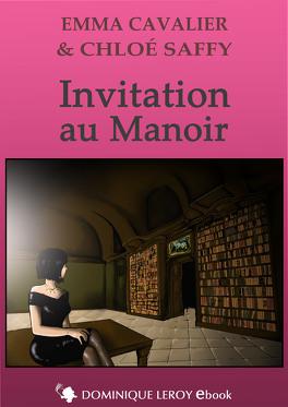 Couverture du livre : Invitation au Manoir