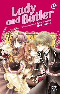 Couverture de Lady and Butler, tome 14