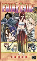 Fairy Tail, Tome 34