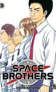 Space Brothers, Tome 3