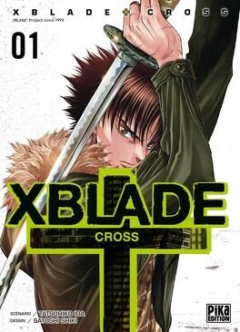 Couverture du livre : X-Blade -Cross-, tome 1