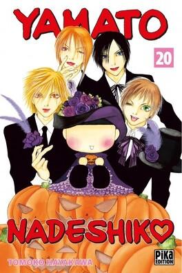 Couverture du livre : Yamato Nadeshiko, tome 20