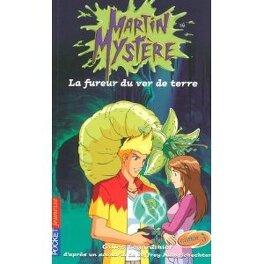 Couverture du livre : Martin Mystère, tome 7 : La fureur du ver de terre
