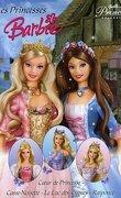 Les Princesses Barbie : Coeur de Princesse - Casse-Noisette - Le Lac des Cygnes - Raiponce
