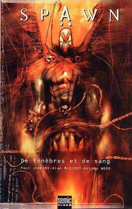 Couverture du livre : Spawn De sang et d'ombres