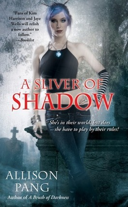 Couverture du livre : Abby Sinclair, Tome 2 : A Sliver of Shadow
