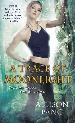 Couverture du livre : Abby Sinclair, Tome 3 : A Trace of Moonlight