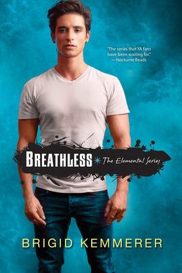 Couverture du livre : The Elemental Series, Tome 2,5 : Breathless