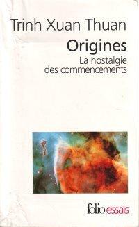 Couverture du livre : Origines ,la nostalgie des commencements
