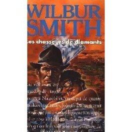 Couverture du livre : Les chasseurs de diamants